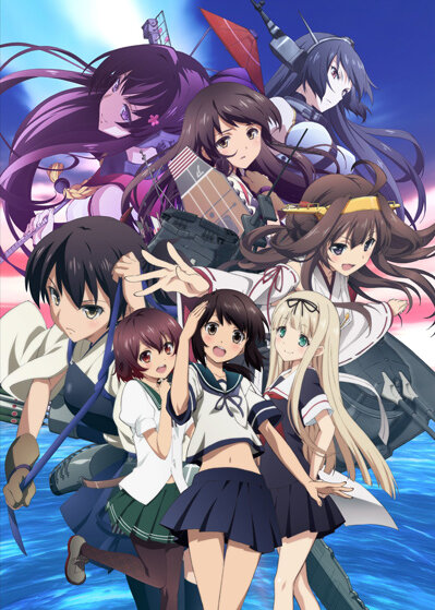 Watch Kantai Collection Kan Colle Episode 10 Online Let S Do Our Best Anime Planet