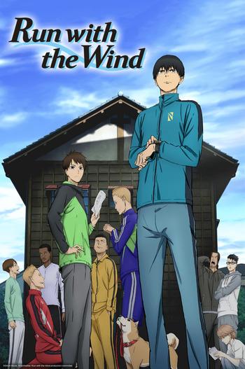 Kaze Ga Tsuyoku Fuiteiru Anime Planet