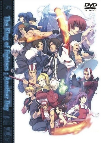 King of Fighters: Another Day main image
