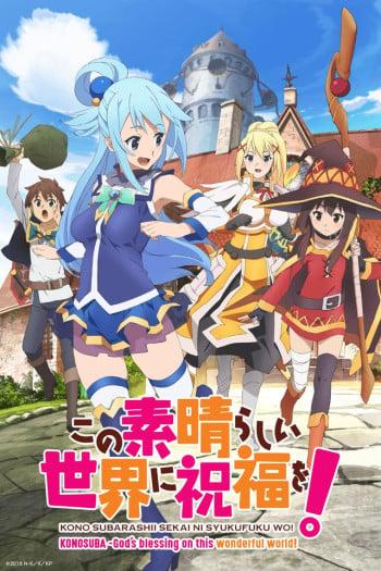 Download Kono Subarashii Sekai ni Shukufuku Wo! Episode 1-10 Sub indonesia