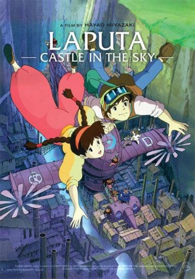 Laputa: Castle in the Sky Anime Reviews | Anime-Planet