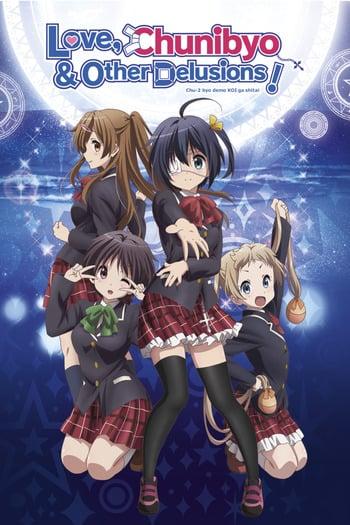 Chuunibyou demo Koi ga Shitai! Ren Anime Cover