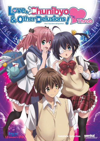 Love, Chunibyo & Other Delusions: Heart Throb