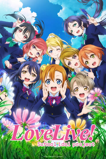 Love Live! School Idol Project 2