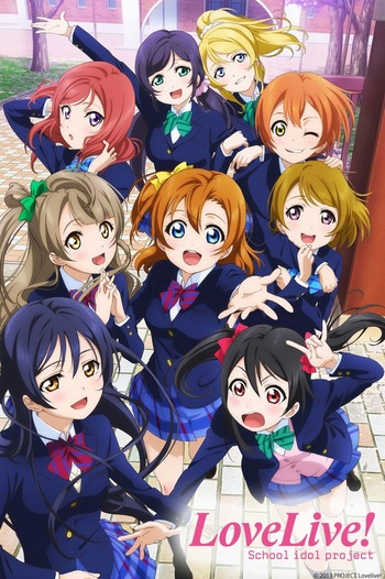 Love Live! School Idol Project image