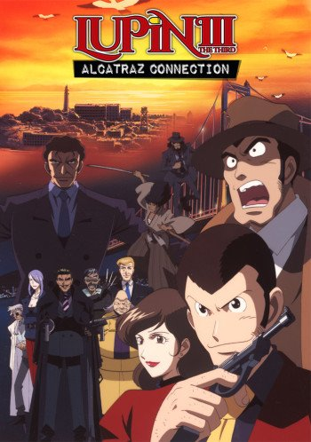 Lupin III Special 13: Alcatraz Connection