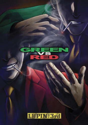 Lupin III: Green vs Red main image