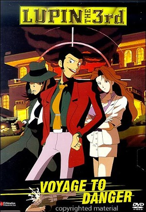 Lupin III Special 5: Voyage To Danger main image