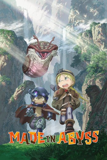 Made in Abyss Anime Cover