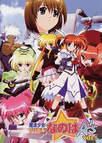 Magical Girl Lyrical Nanoha A's image