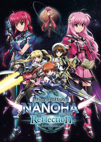 Magical Girl Lyrical Nanoha THE MOVIE 3rd Reflection