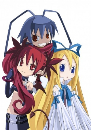 Makai Senki Disgaea: Welcome to Netherworld main image
