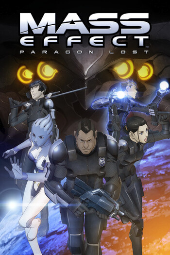 Mass Effect: Paragon Lost image