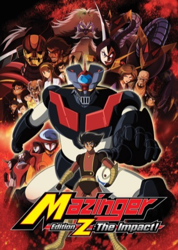 Mazinger Edition Z: The Impact!
