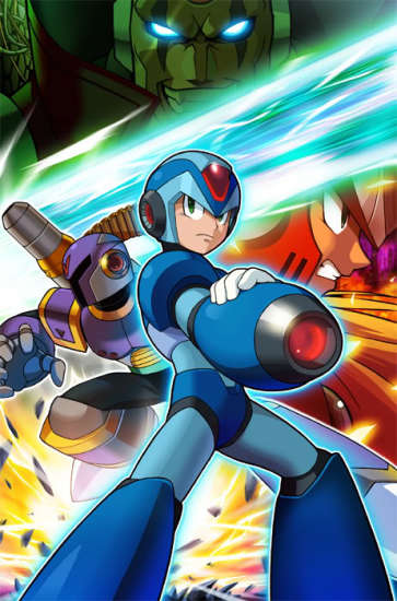 MegaMan Maverick Hunter X: The Day of Sigma main image