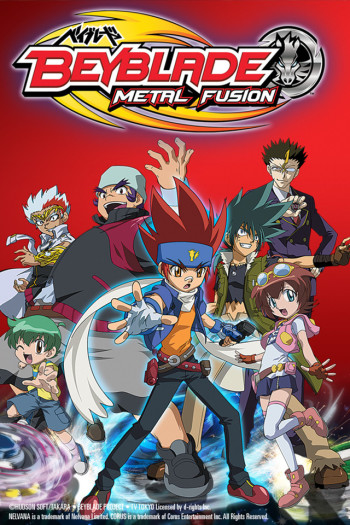 Metal Fight Beyblade image