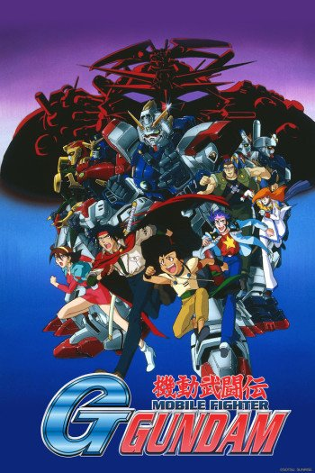 Characters appearing in mobile fighter g gundam anime for Domon online