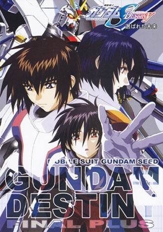 Mobile Suit Gundam SEED Destiny Final Plus: The Chosen Future main image