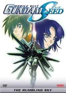 Mobile Suit Gundam SEED Movie III: The Rumbling Sky