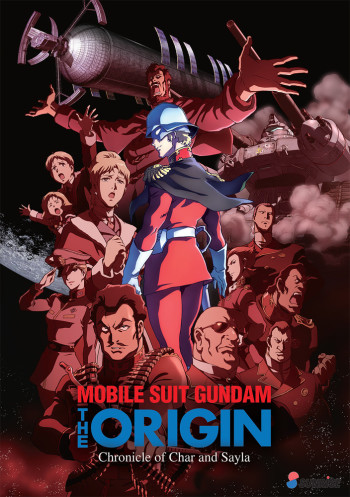 Mobile Suit Gundam: The Origin | Anime-Planet