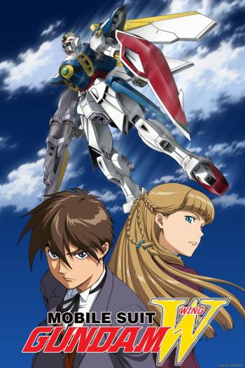 Image of: Gundam Iron Mobile Suit Gundam Wing Animeplanet Watch Mobile Suit Gundam Wing Episode 40 Online dub New Leader