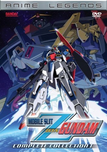 Mobile Suit Zeta Gundam main image