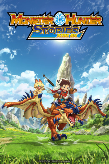 Capitulos de: Monster Hunter Stories: Ride On