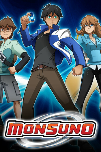 Monsuno main image