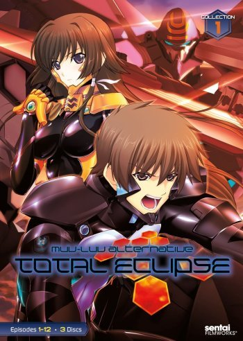 Muv-Luv Alternative: Total Eclipse main image
