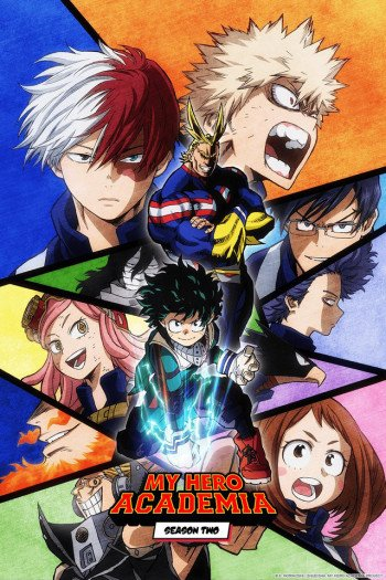Watch My Hero Academia 2 Episode 18 Online - Cavalry Battle