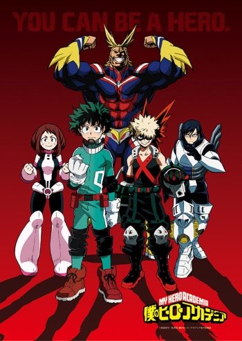 My Hero Academia: Hero Notebook