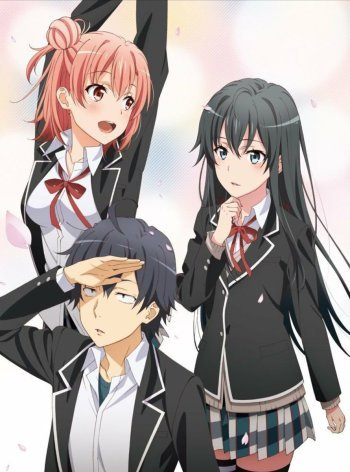 My Teen Romantic Comedy SNAFU TOO! OVA