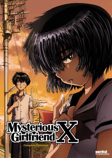 Mysterious Girlfriend X, 4 by Riichi Ueshiba (English) Paperback Book