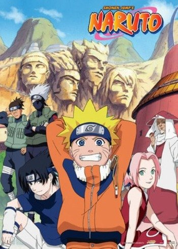 Watch Naruto Anime Online | Anime-Planet