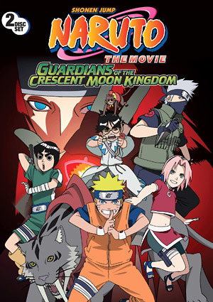 Naruto the Movie 3: Guardians of the Crescent Moon Kingdom main image