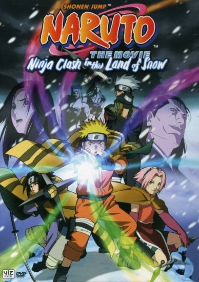 Naruto the Movie 1: Ninja Clash in the Land of Snow