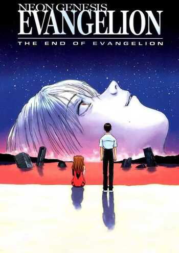 Neon Genesis Evangelion - The End of Evangelion main image