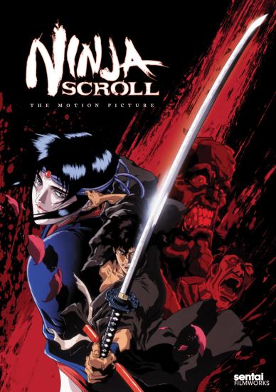Ninja Scroll Anime Planet