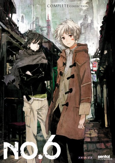 No 6 Anime Recommendations