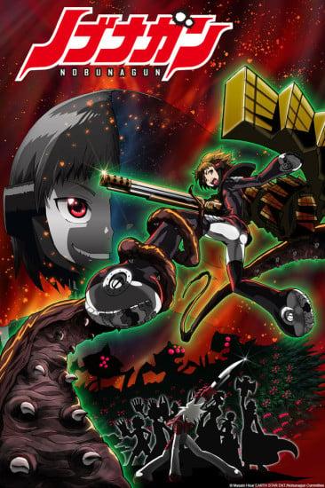 Nobunagun Anime Cover