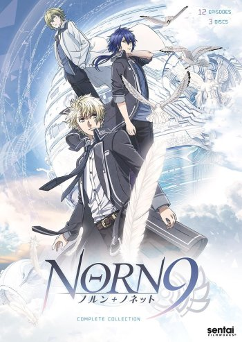 Norn9 | Anime-Planet