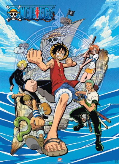 3162054bf0857 One Piece Anime Recommendations
