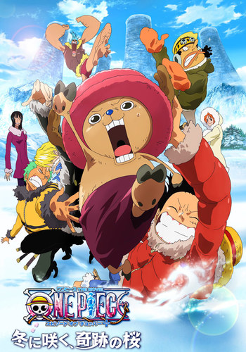 One Piece Movie 9: Episode of Chopper + Fuyu ni Saku, Kiseki no Sakura main image