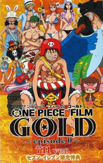 One Piece Film Gold Episode 0 711 Ver Anime Planet
