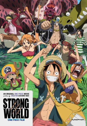 One Piece Movie 10: Strong World main image