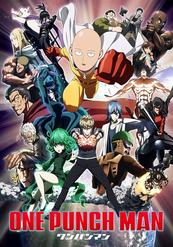 One-Punch Man main image