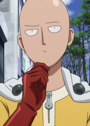 One Punch Man Specials-Thumb