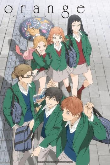 Image result for orange anime