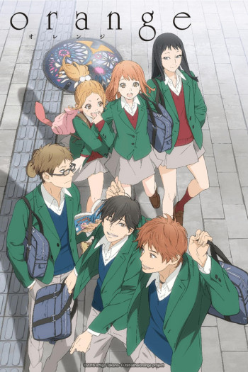 Orange Anime Recommendations