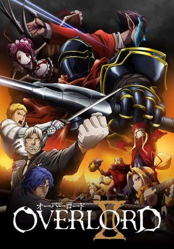 Overlord II | Anime-Planet